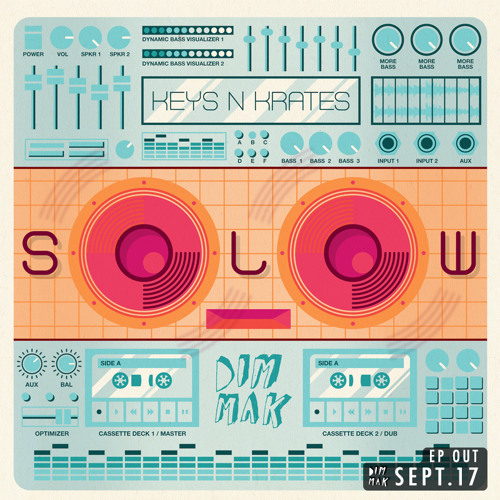Keys N Krates - I Just Can't Deny [PREVIEW]