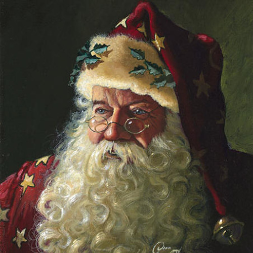 I believe in Father Christmas (vocals)