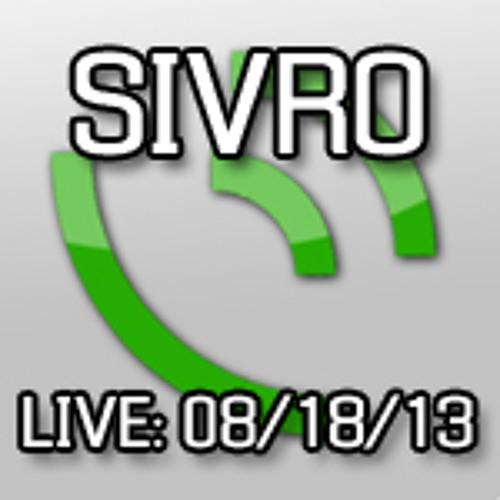 Sivro - Live @ ClubBeats.tv/Trance (August 18, 2013)