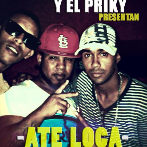 Baby Janel Y El Priky - Ate Loca - (Prod. By Ng LaParaRecords) (1)