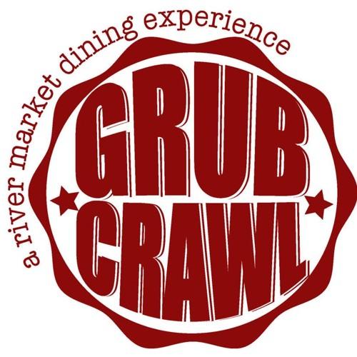 AY-MusiK at Grub Crawl Radio commercial on 90.9FM