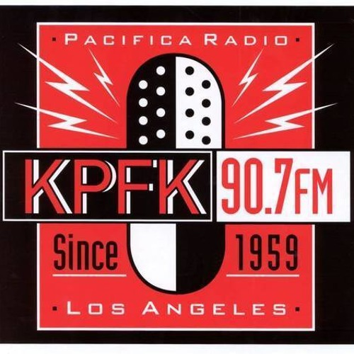 Tablapusher on KPFK Radio Los Angeles (90.7 FM) - SWANA Regional Radio with Sejal Patel