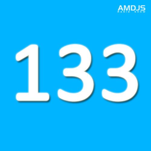 AMDJS Radio Show VOL133 (incl FABRICLIVE59 radio mix by FourTet)