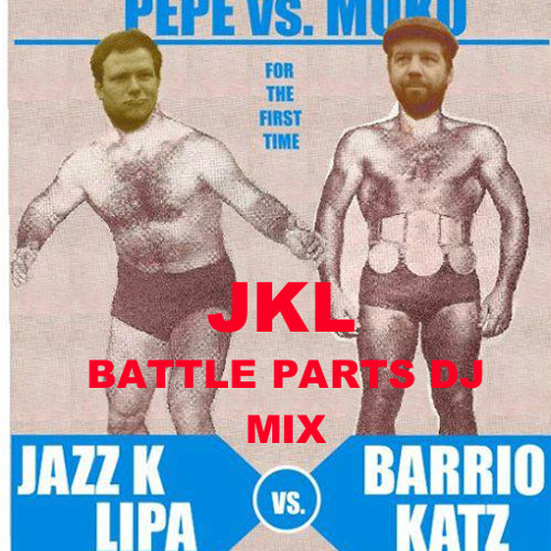jazz.K.lipa - Pepe vs. Moko Battle Parts DJ MIX