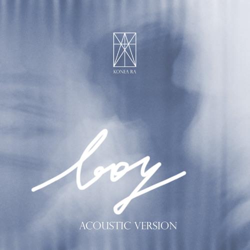 Boy(Acoustic Version feat. Valentin Oman)