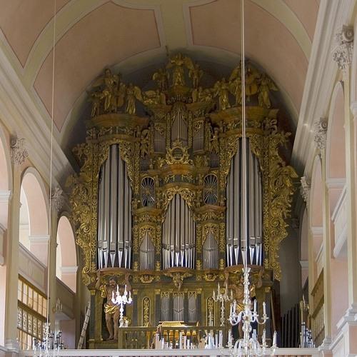 Harald Wiessner J.S. Bach - Praeludium h-Moll BWV 544, Bad Windsheim
