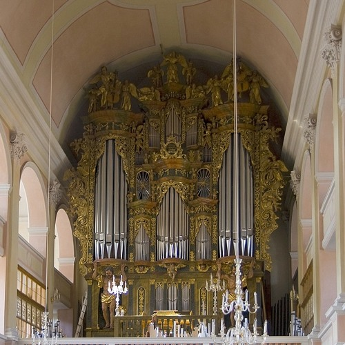 Harald Wiessner plays J.S. Bach - Fuge h-Moll, BWV 544