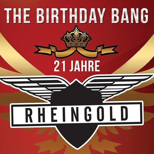 21 jahre Rheingold B-Day Bang-Mix by Salvatore Polizzi 14.9.2013 <3 Free DL