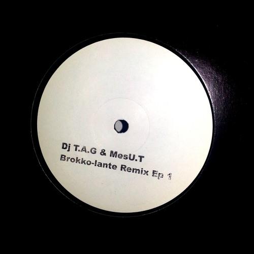 Dj T.A.G. & Mesu.t (Nico Heyer ) / Brokko-lante Remix Ep 1 / TEJA Rec.002