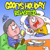 PAINTING ON THE WALL/GOOFY'S HOLIDAY