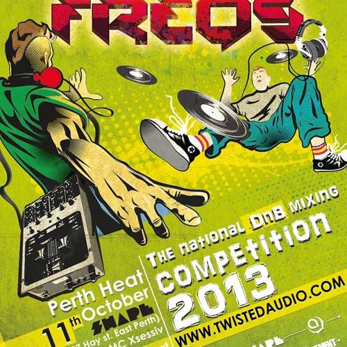 Homegrown Freqs 2013 Entry Mix