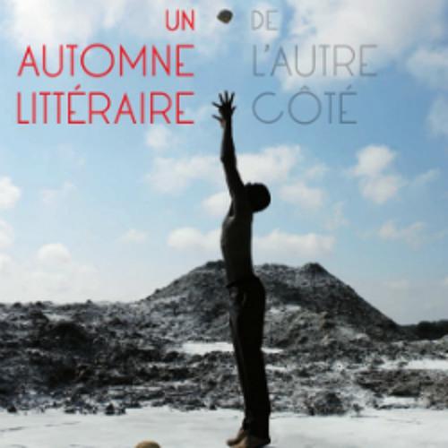 Un automne littéraire 2013