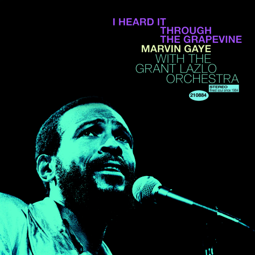 Marvin Gaye and the Grant Lazlo orchestra - I Heard It Through The Grapevine /// FREE DOWNLOAD ///