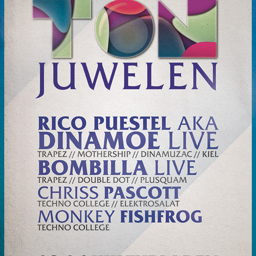 Rico Pue­stel vs. Dina­moe [RARE] LIVE PER­FOR­MAN­CE @ Ton­ju­we­len (08-06-2013) /// FREE DOWNLOAD