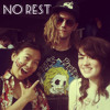 No Rest - Dry the River Cover