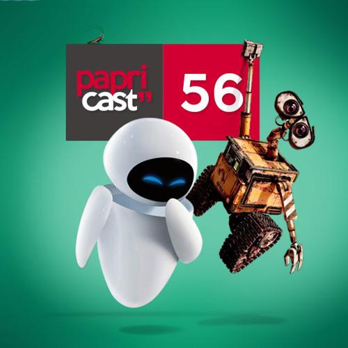 Papricast 056 /// Os Robôs do Cinema
