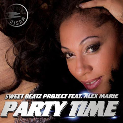 Sweet Beatz Project Feat Alex Marie - Party Time(Junior Senna Remix)#FREE DOWNLOAD#