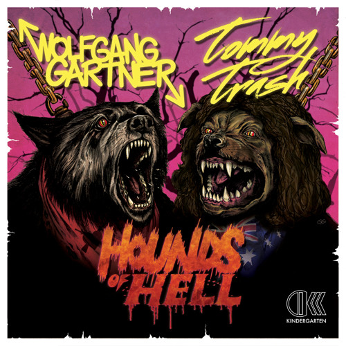 Wolfgang Gartner & Tommy Trash - Hounds Of Hell (SiriusXM Premiere)