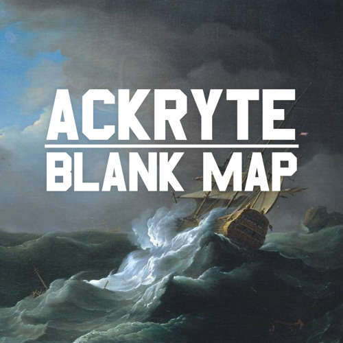 Ackryte - Blank Map
