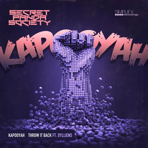 Secret Panda Society feat. DYLIJENS - Throw It Back