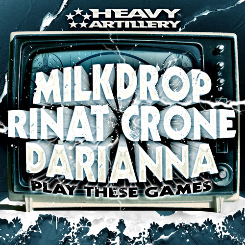 Milkdrop & Rinat Crone - Play These Games (feat. Darianna) out now!