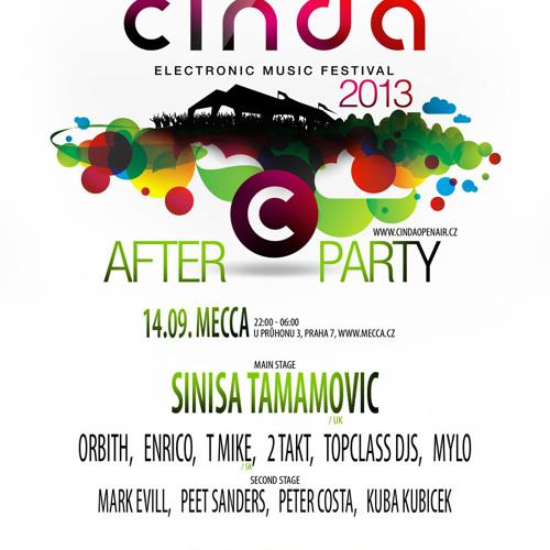 Sinisa Tamamovic - Live @ Mecca Club - Prague - Czech Republic - 14.09.2013