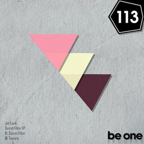 Jon Levik - Texture (Original Mix) PROMO 113