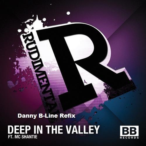 Rudimental - Deep In The Valley (Danny B-Line Refix)