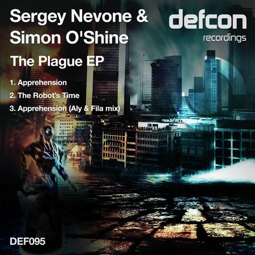 Simon O'Shine & Sergey Nevone - Apprehension @ A State of Trance 624