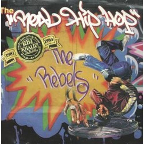 Dj Khalid & Dj Rebel - The Real Hip Hop (1981 - 1984) Intro Mixtape
