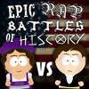 Betsy Ross vs Francis Scott Key. Epic Fanmade Rap Battles of History #40