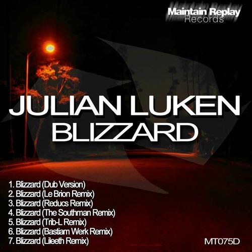 Julian Luken - Blizzard - Le Brion Remix - Teaser