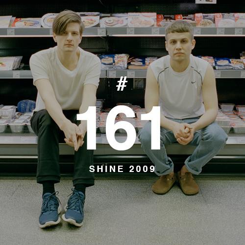 Modcast #161: Shine 2009