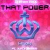 will.i.am Justin Bieber - #thatPOWER i got the power ft. Snap hype