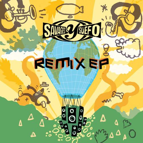 Savages Y Suefo - Or Ve Hoshech (Kid Loco's Belleville Shoals Remix - Instrumental)