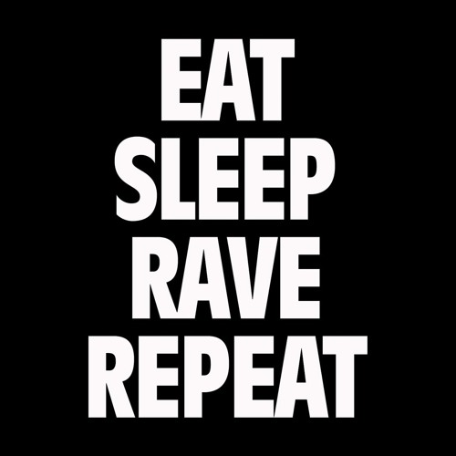 Prosgara - Eat, Sleep, Rave, Repeat Mixtape