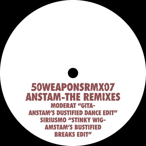 "Siriusmo ""Stinky Wig - Anstam Remix"" (50WEAPONSRMX07)out Oct 11"