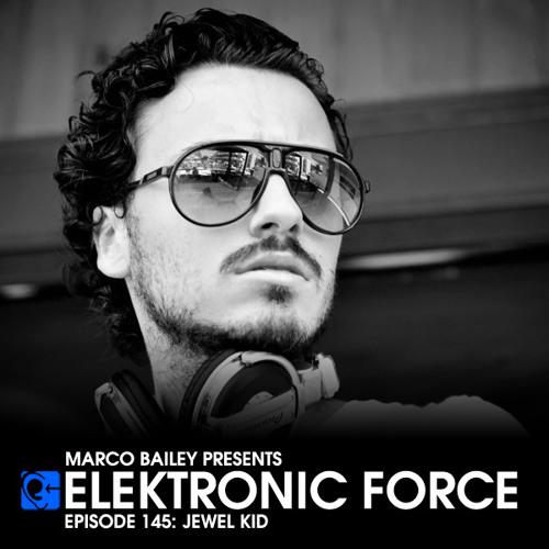 Elektronic Force Podcast 145 with Jewel Kid