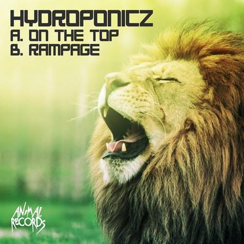 HYDROPONICZ - RAMPAGE (ANIREC001 RELEASE 25/10/'13)