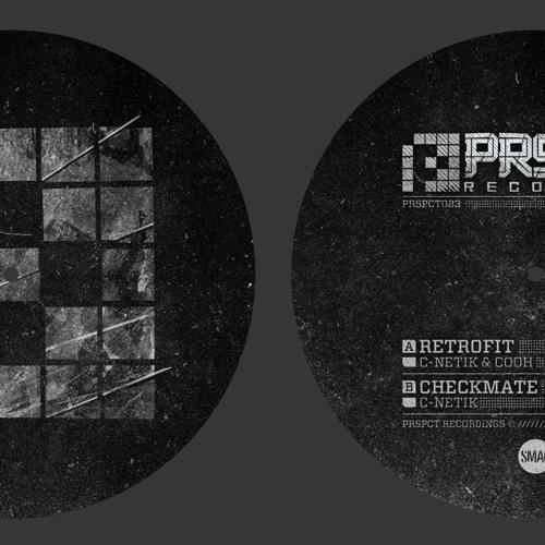 C-Netik & Cooh - Retrofit (PRSPCT 023) Out Oct 2013!!