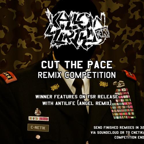 C-Netik - Cut the Pace (Razat Remix)