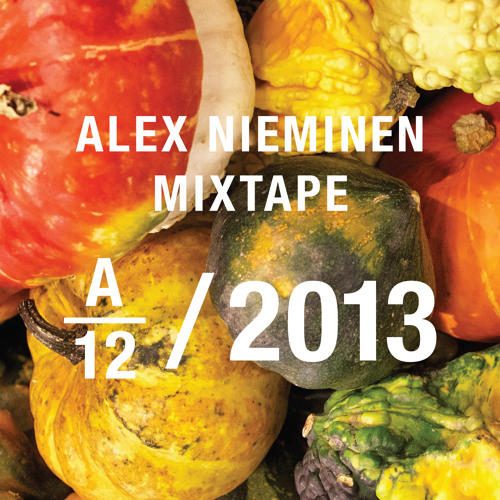 Alex Nieminen Mixtape Autumn 2013