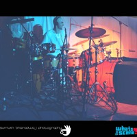 Hold it in my Heart - Dj Set Feat. Mathis Richet on Drumz @ Counter Culture 2012, Bangalore, India