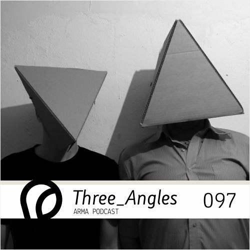ARMA PODCAST 097: Three_Angles — live @ Save