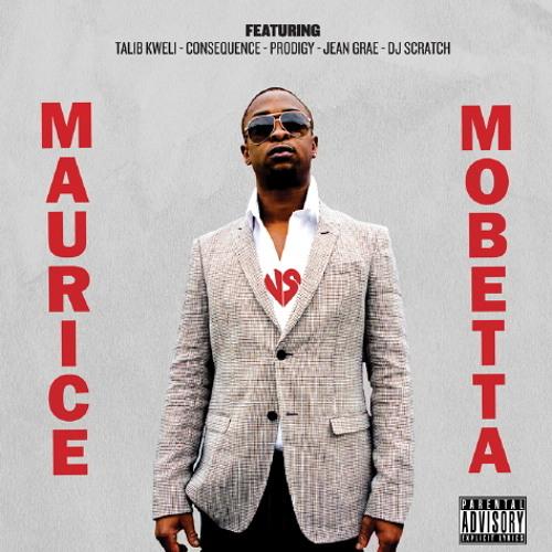 "Maurice ""Mobetta"" Brown f/ Consequence, Saunders Sermens & Stimulus- 'Misunderstood Part II'"