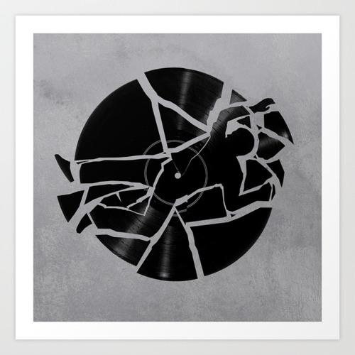 The Palmer Squares - Broken Wax (prod. N-Jin)