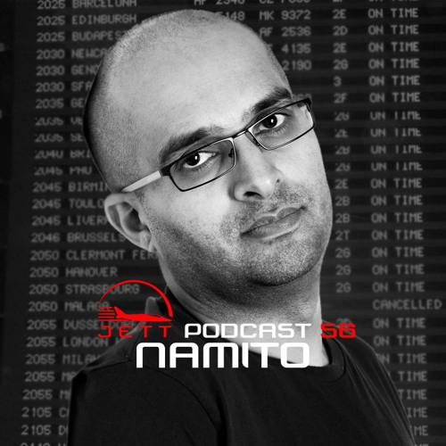 JETT Records Radioshow #56 feat. NAMITO