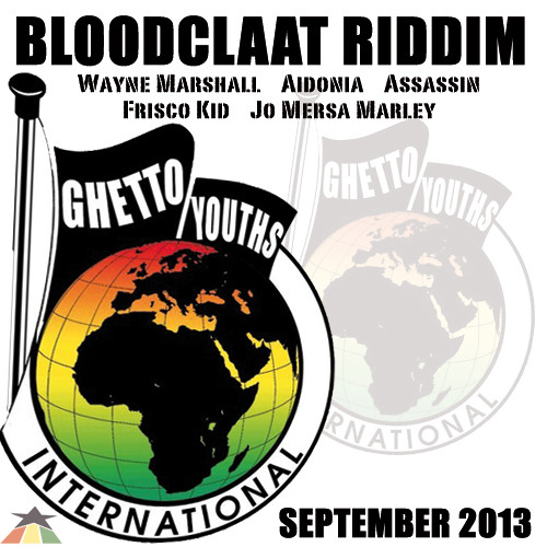 Aidonia - My Life Bless [Bloodclaat Riddim / Ghetto Youths International 2013]