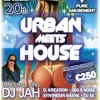 Download Urban Meets House Official Mix-CD by DJ AE Mp3