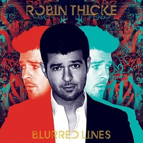 "Robin Thicke - ""Blurred Lines"" (Neon NiteClub Remix)"